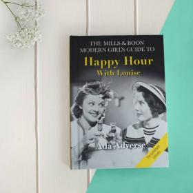 Guide to Happy Hour - Mills and Boon Personalised Guide Book