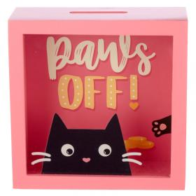 Cat - See Your Savings Money Box