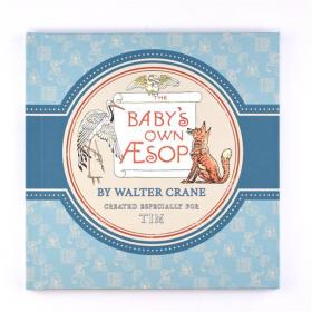 Baby's Own Aesop's Fables Personalised Archive Book