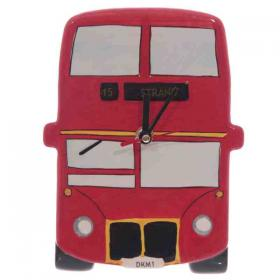 Bus London Routemaster Wall Clock