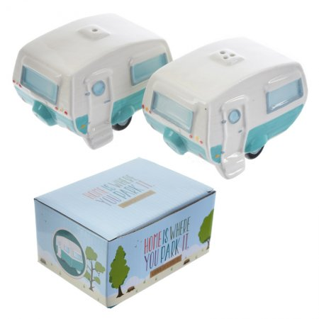 Caravan Classic Salt & Pepper Set - Blue