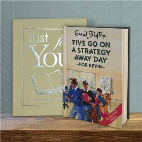 Famous Five go on a Strategy Away Day Personalised Book