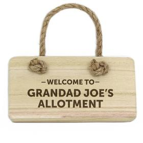 Welcome to Personalised Wooden Sign