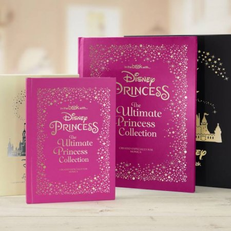 Princess Ultimate Collection Personalised Disney Book