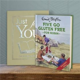 Famous Five go Gluten Free Personalised Book