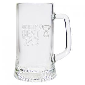 Dad World's Best Dad Stern Tankard