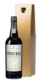 LBV Port with Antique Personalised Label in a Gold Gift Carton
