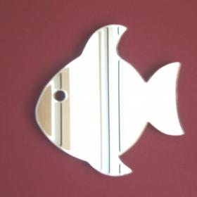 Fish Mirror Big Fish 35cm