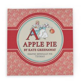 A is for Apple Pie Personalised Archive Book