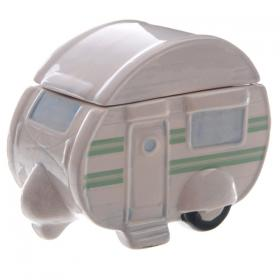 Caravan Trinket Box - Green