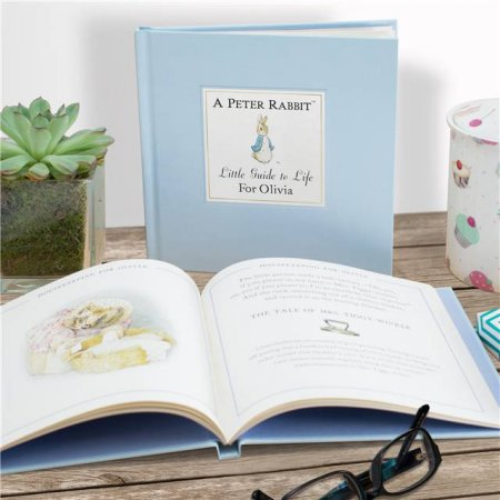 Peter Rabbit Personalised Book Little Guide to Life