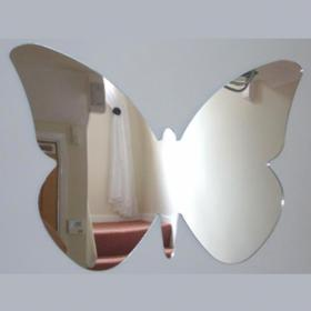 Butterfly Big Wings Mirror 28cm