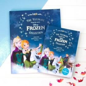 Frozen Personalised Disney Collection Book