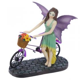 Cycle Time Collectable Fairy Figurine