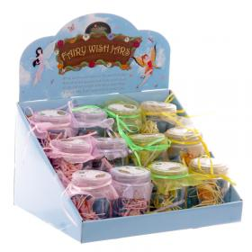 Fairy Dust Fairy Jar - Box of 12