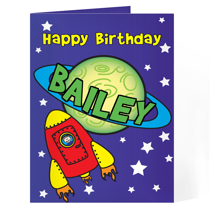 Birthday Cards - Boys