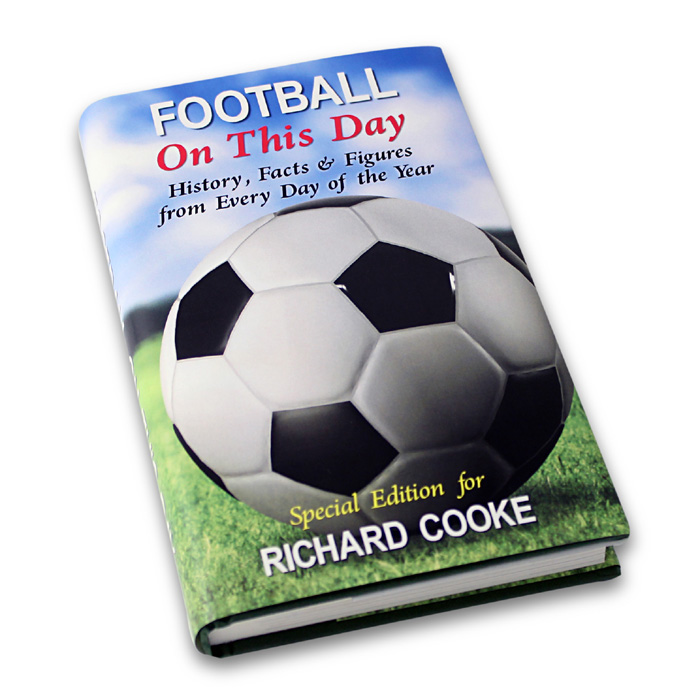 Personalised Sports Books