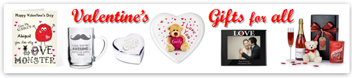 Valentine's Gifts for all