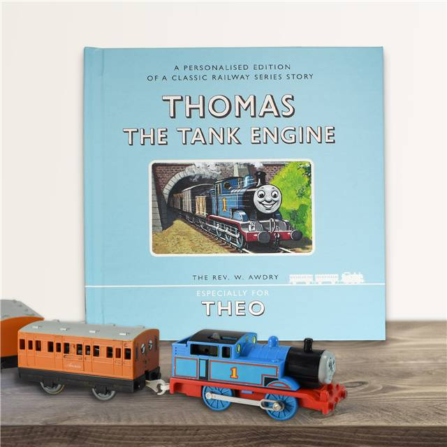 Personalised Thomas Books