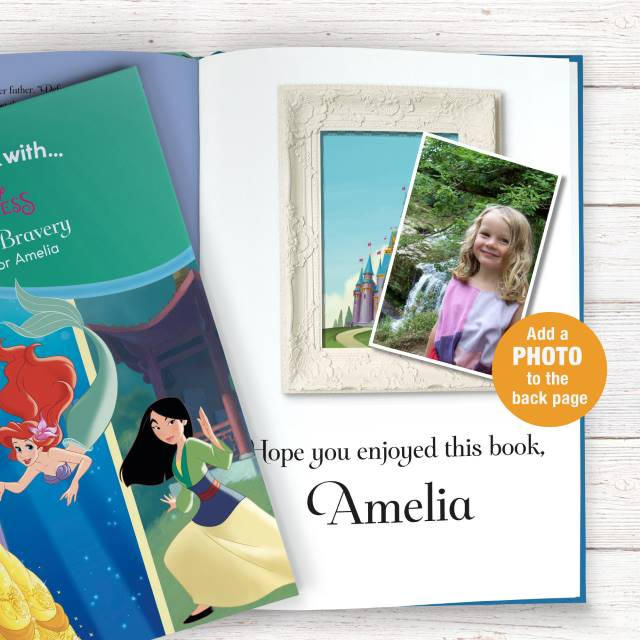 Book Personalisation Listings