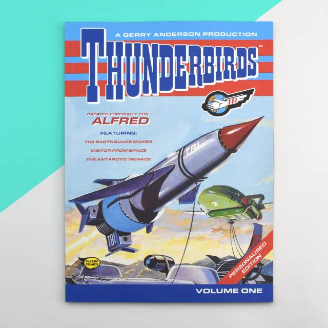Thunderbirds Books