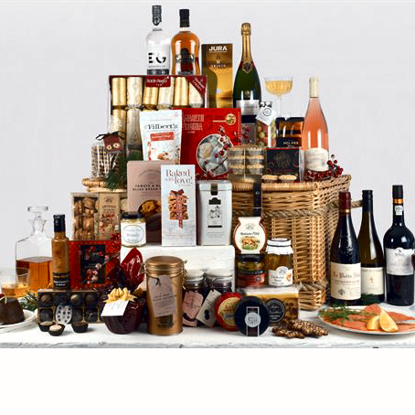 Hampers - Food and Wine