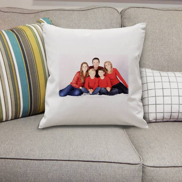 Personalised Photo Cushion Gifts