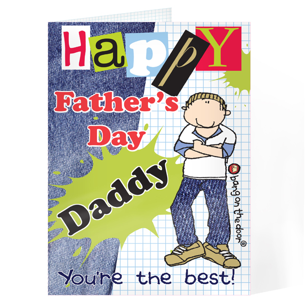 Father's Day Message Cards