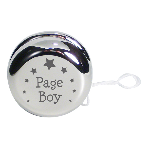 Gifts for Page Boys