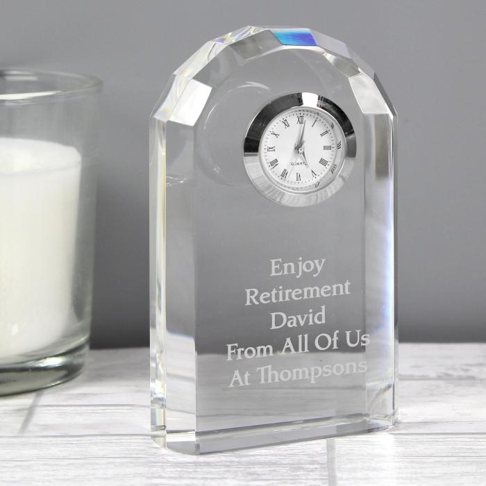 Retirement Gifts Leaving Presents Engraved Presentation