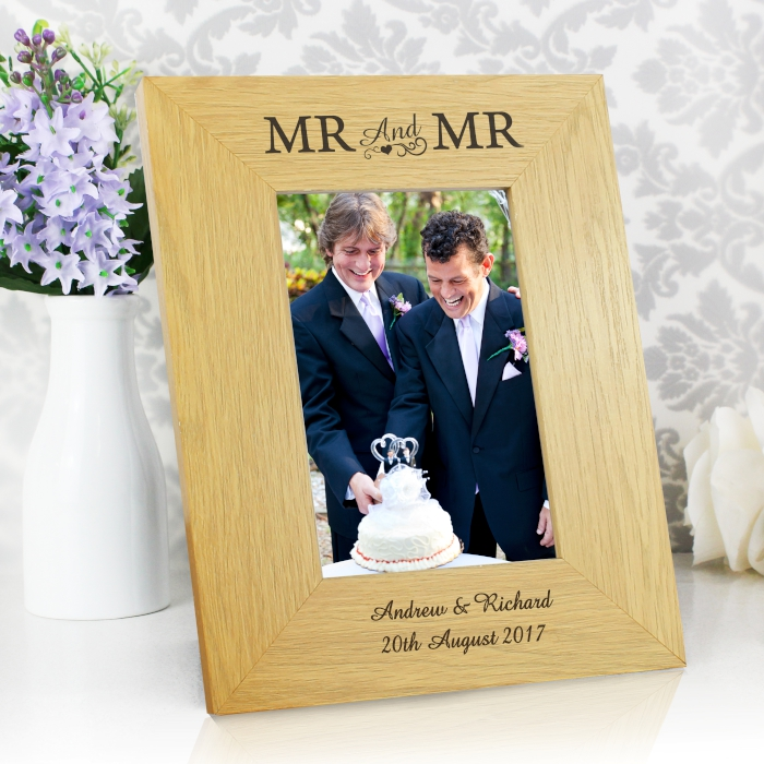 Mr & Mr Wedding Gifts