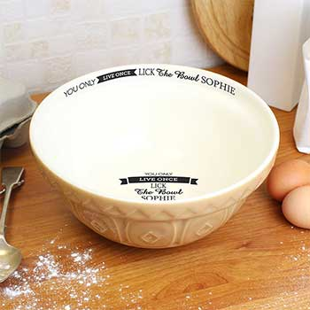 Personalised Kitchenware Gifts