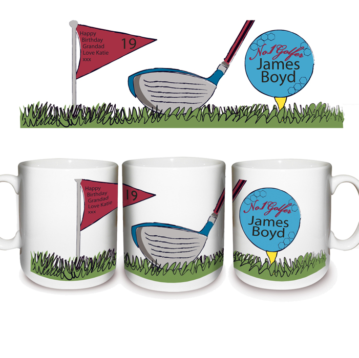 Golfers Novelty Gifts