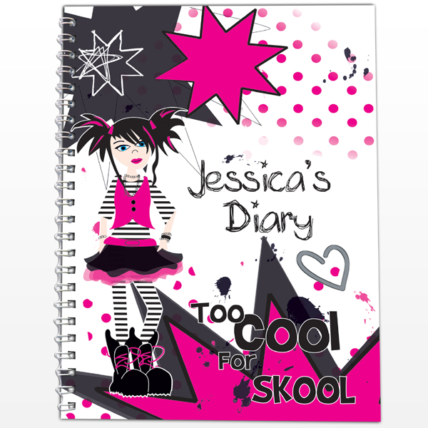 Personalised Diaries