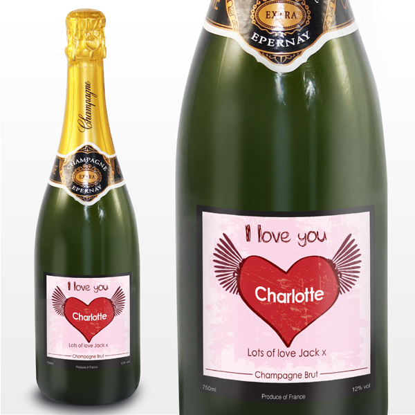 Valentine's Champagne Gifts