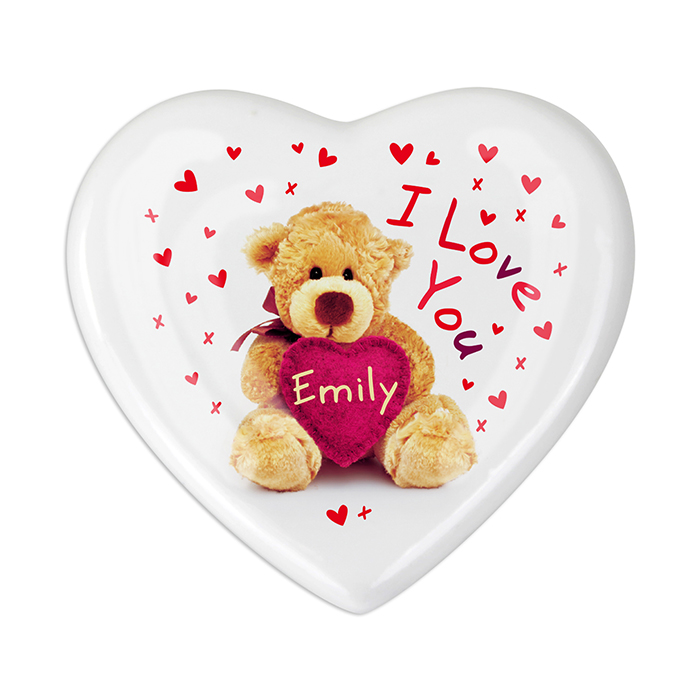Teddy Heart Gifts