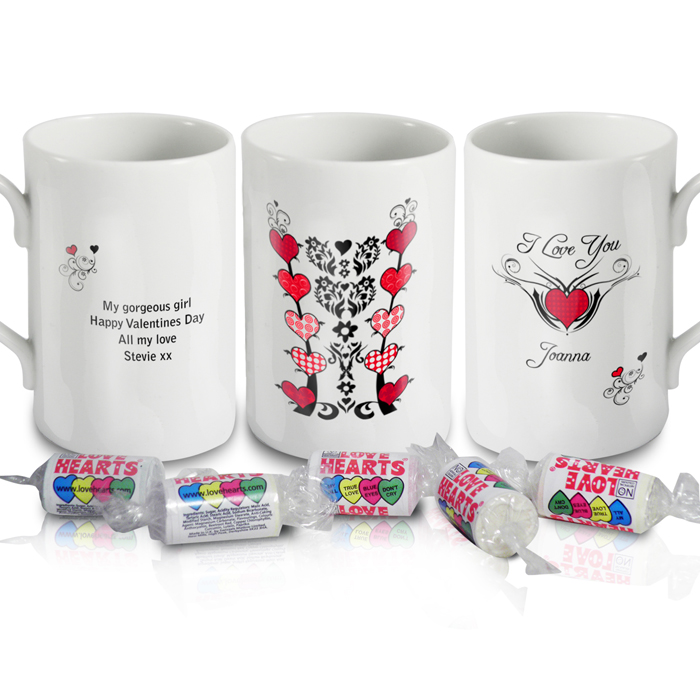 Love Heart Tattoo Gifts