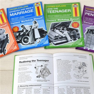 Haynes Manuals Fun Books