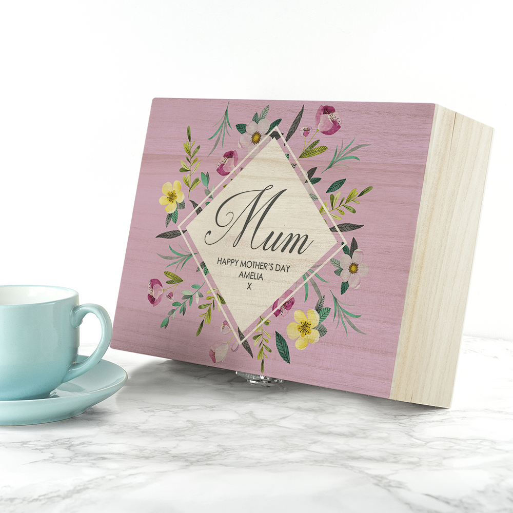 Mother's Day Tea Boxes
