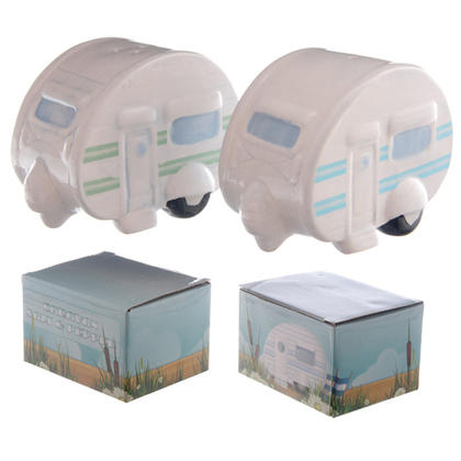 Caravan Salt & Pepper Set
