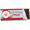 Christmas Personalised Chocolate Bar - Santa Claus