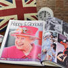 Queen Elizabeth - Personalised Newspaper Book and Gift Box