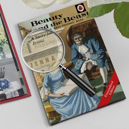 Beauty and the Beast Personalised Ladybird Book