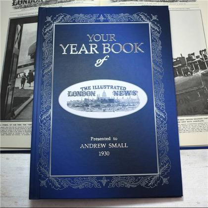 Illustrated London News Personalised Year Book
