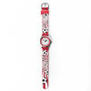Football Personalised Children's Watch - Red