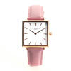 Ladies Holy Communion Personalised Leather Watch - Pink Blush