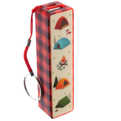 Camping Design USB Power Bank