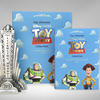 Toy Story Personalised Disney Collection Book