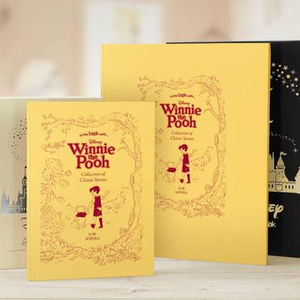 Winnie the Pooh Personalised Disney Collection Book